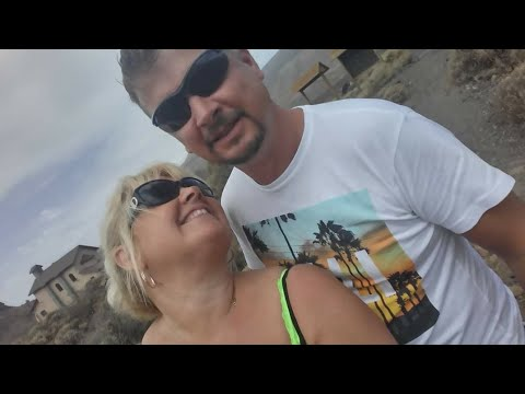 An attempted break in at a french aire - caravan security.