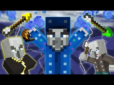 Thumbnail: How The ILLUSIONER was Made - Minecraft