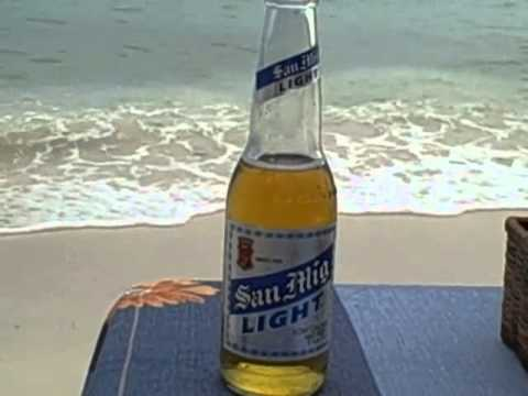 San Mig Light Bohol White Sand Life's A Beach