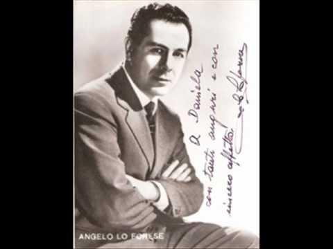 Angelo Loforese ( Lo Forese ) - Niun mi tema ( Otello - Giuseppe Verdi )