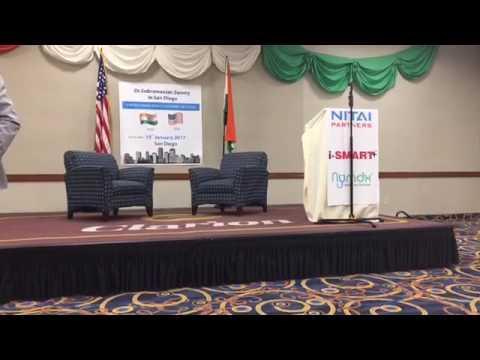 Dr. Subramaniyan Swami Ji on future of India USA relationship after President Trump