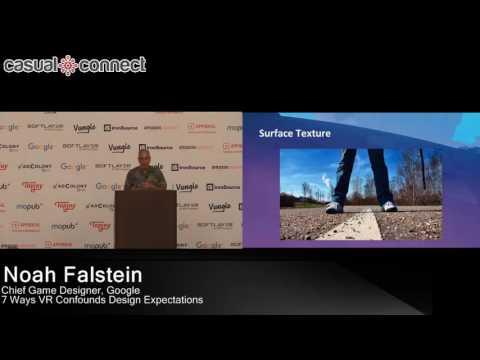 7 Ways VR Confounds Design Expectations | Noah Falstein