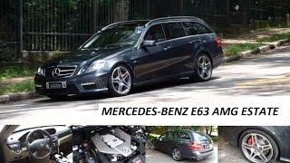 2010 Mercedes E63 AMG Estate Videos