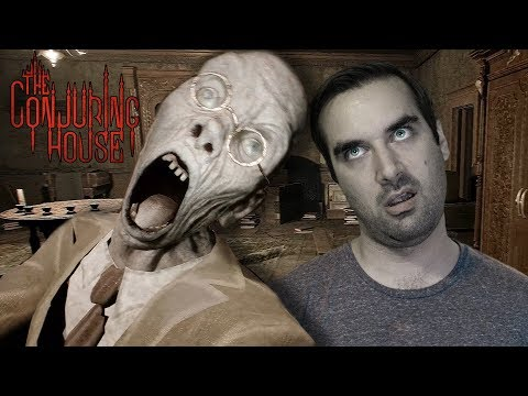 The Conjuring House | Horror Game (3) - TAYLOR, ARE YOU OKAY?!