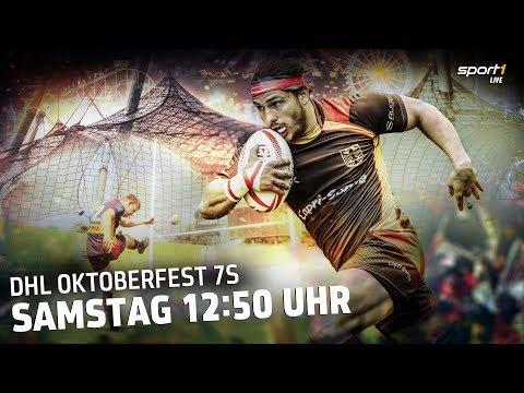 re live dhl oktoberfest 7s samstag viertelfinale rugby sport1 youtube. Black Bedroom Furniture Sets. Home Design Ideas