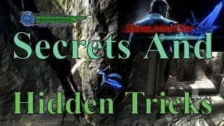 Devil May Cry 4 Special Edition Vergil Gameplay Skip/Glitch For Speedrun Tips-Tricks Tutorial DMC4SE