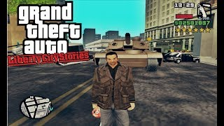 GTA:Liberty City Stories PC Edition - Gameplay - 6 STARS