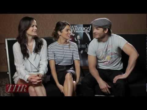Nikki Reed, Peter Facinelli, Elizabeth Reaser on the Final 'Twilight' Movie