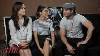 Nikki Reed, Peter Facinelli, Elizabeth Reaser on the Final 'Twilight' Movie
