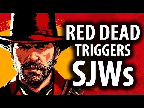 Red Dead Redemption 2s Women Trigger SJWs