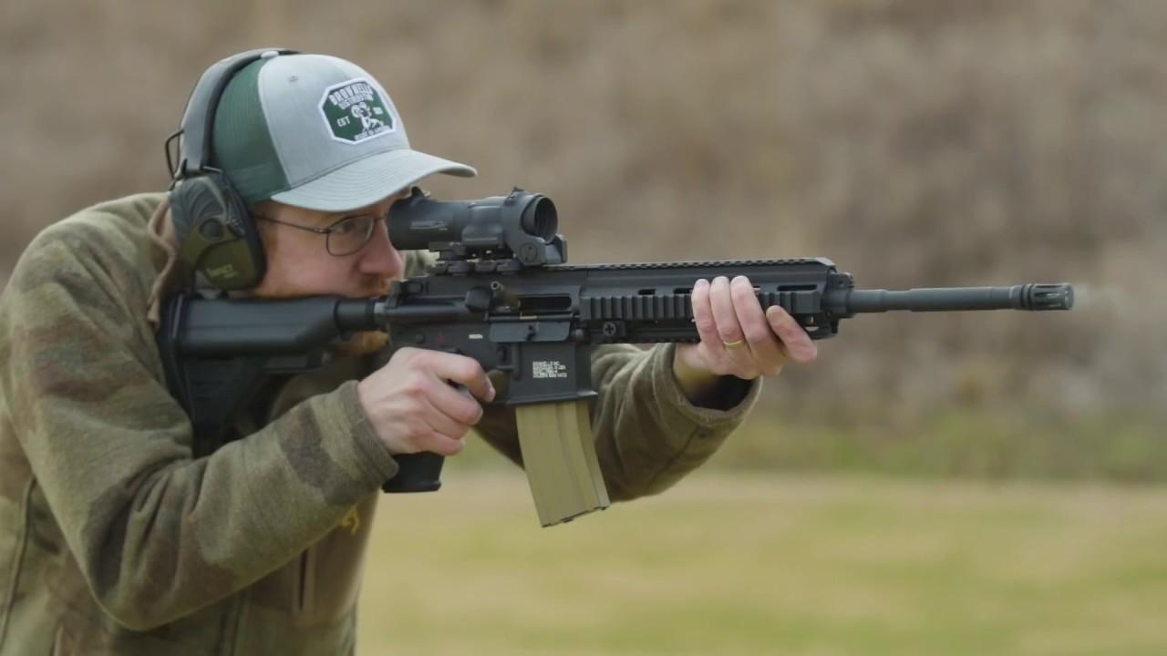 From the Vault: Heckler & Koch HK416
