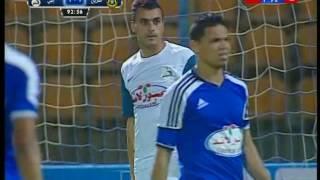 كأس مصر 2016 | القائم يتعاطف مع المريخ وينقذ اخطر فرصة لـ نادى انبى عن طريق محمود قاعود