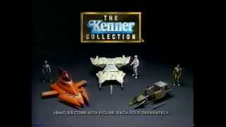 Star Wars Power of the Force Kenner Expanded Universe Vehicles (1998)