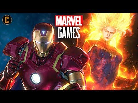 New Marvel Game In Development!