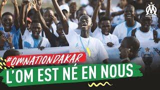 VIDEO: A la rencontre de l'OM Nation Fan Club de Dakar