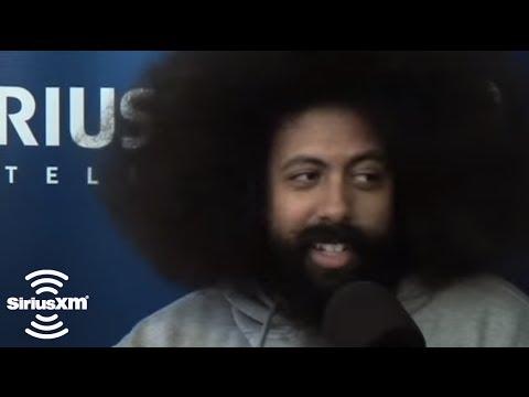 "Reggie Watts iPhone ""Pancakes"" // SiriusXM // Unmasked"