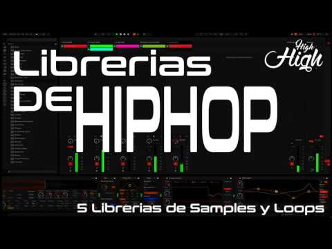 FREE NEW LIBRARY HIP HOP...