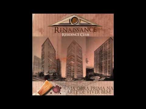 RENAISSANCE CLUBE RESIDENCE - (DECORADO - 94,00m²) - APARTAMENTOS NA PARQUELÂNDIA EM FORTALEZA/CE