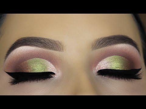 Cleopatra Egyptian Goddess Halloween MakeUp Tutorial ...