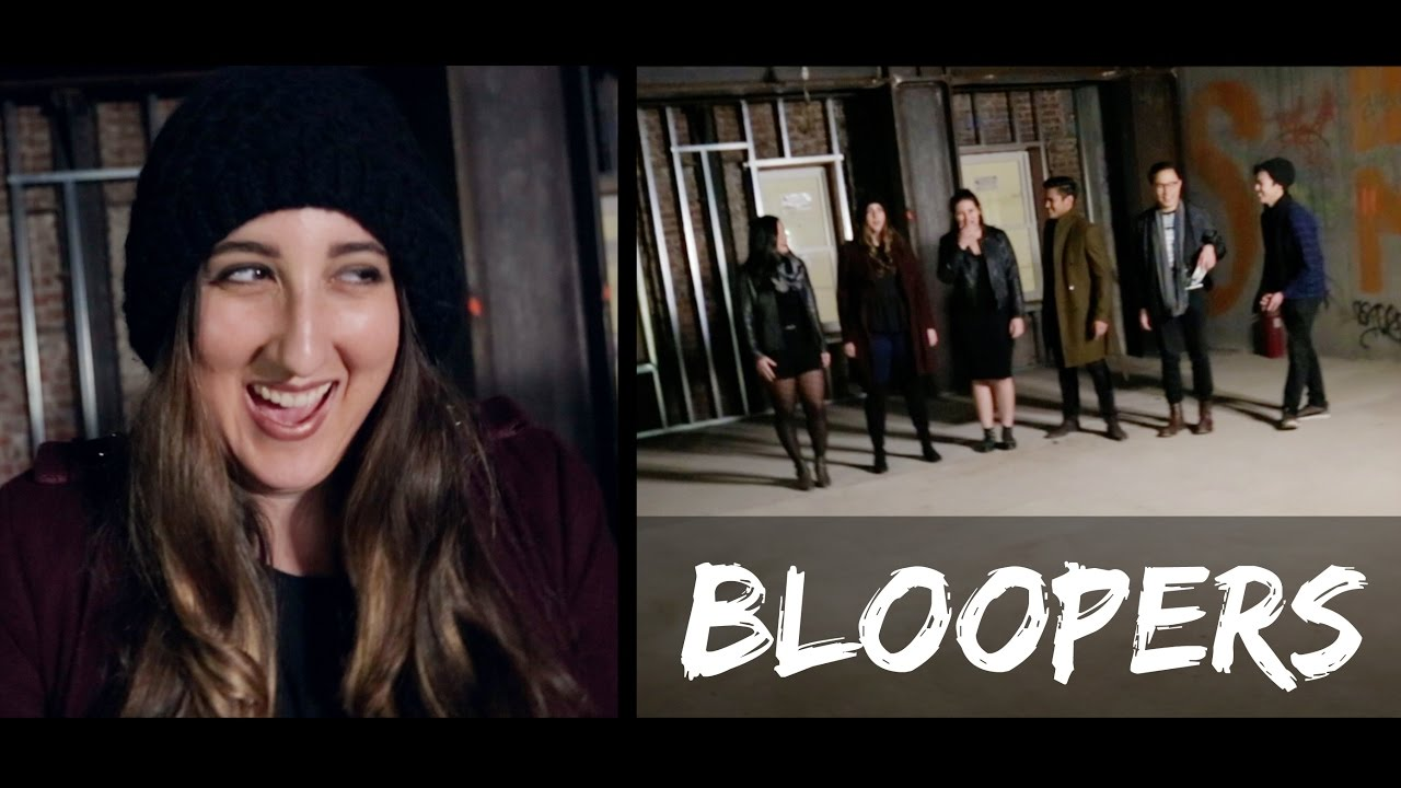[BLOOPERS] Top Songs of 2016 - A Cappella Medley/Mashup (@RosendaleSings)