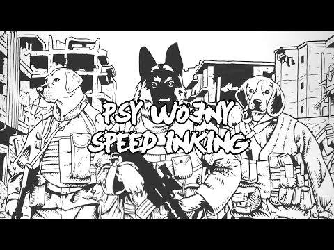 Psy wojny - Tuszowanie