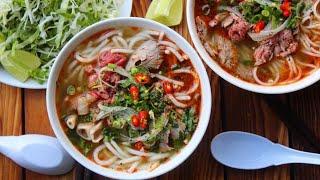 Bún Bò Huế - Vietnamese Beef Noodle Soup