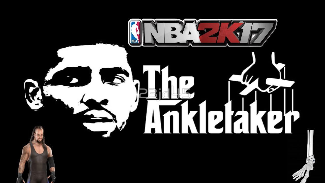 best website d7216 2ebdd NBA 2K17 The Ankletaker Returns TO MYPARK