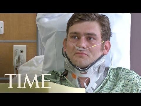 Kansas Shooting Survivor Speaks From Hospital Bed | TIME
