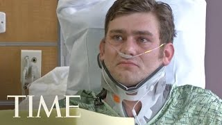 Kansas Shooting Survivor Speaks From Hospital Bed   TIME