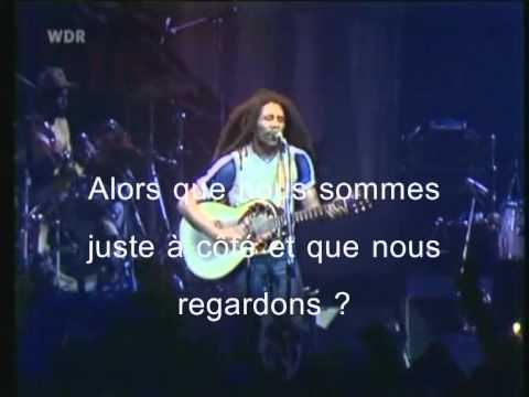 Bob Marley & The Wailers Redemption Song ST FR