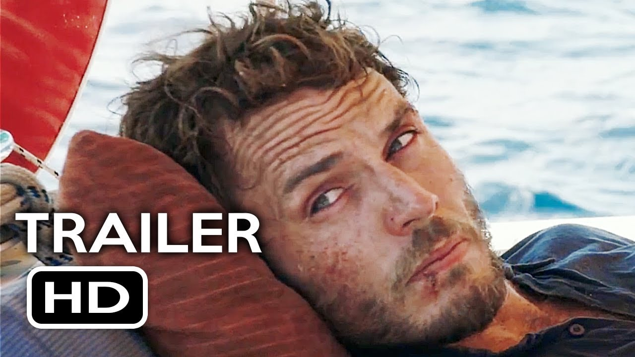 Adrift Official Trailer   Shailene Woodley Sam Claflin Drama Movie Hd