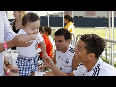 Real Madrid: Cristiano Ronaldo on Gareth Bale and new contract