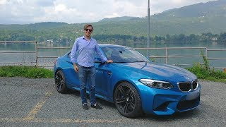 Is the BMW M2 Better than the M4? [REVIEW] Sub ENG