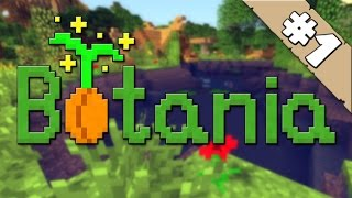 Botania (1.7.10) - The Basics #1