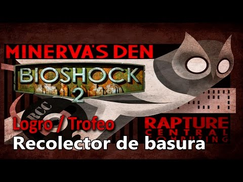Bioshock 2 Remastered: Guarida de Minerva - Logro / Trofeo Recolector de basura (Garbage Collection)