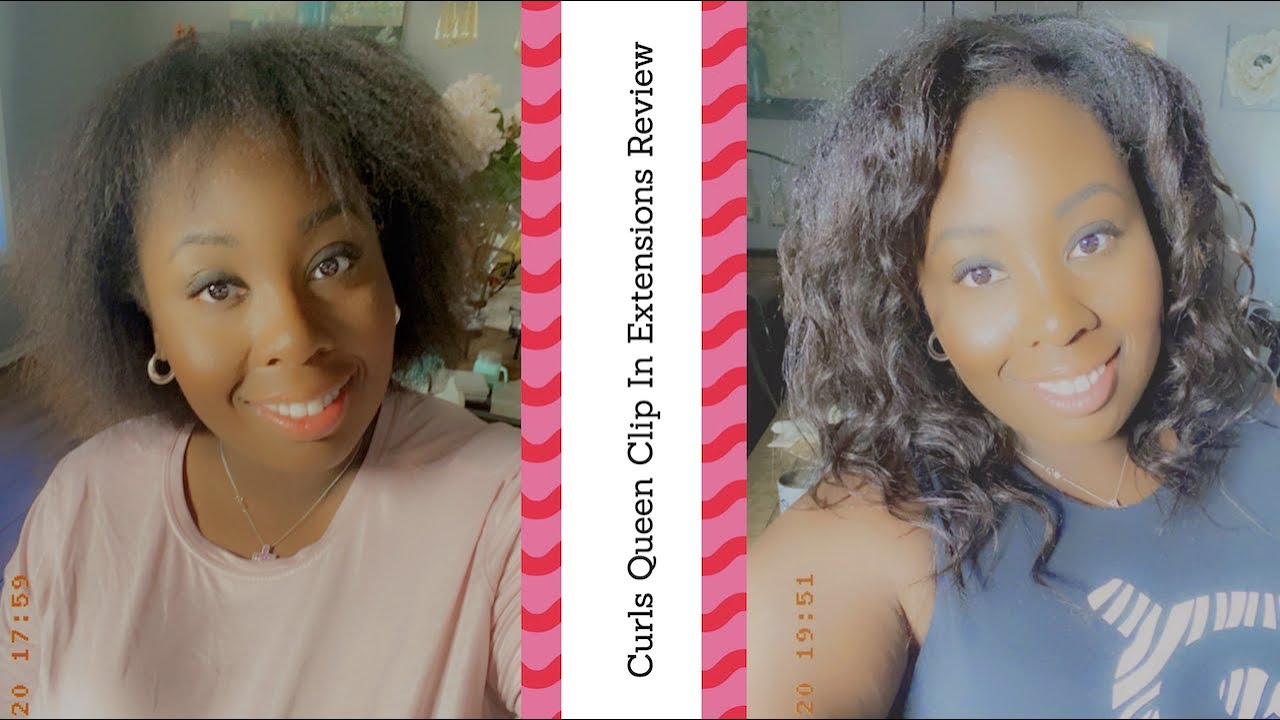 Best Coarse Yaki Clip-In Human Hair Extensions Set For Black Natural Hair??! Curls Queen Review