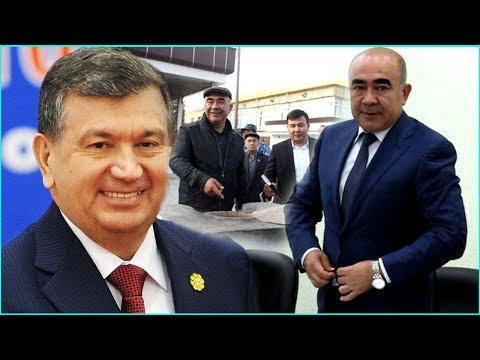 Янги хоким З.Мирзаев Қашқадарёни тозалашни бошлади