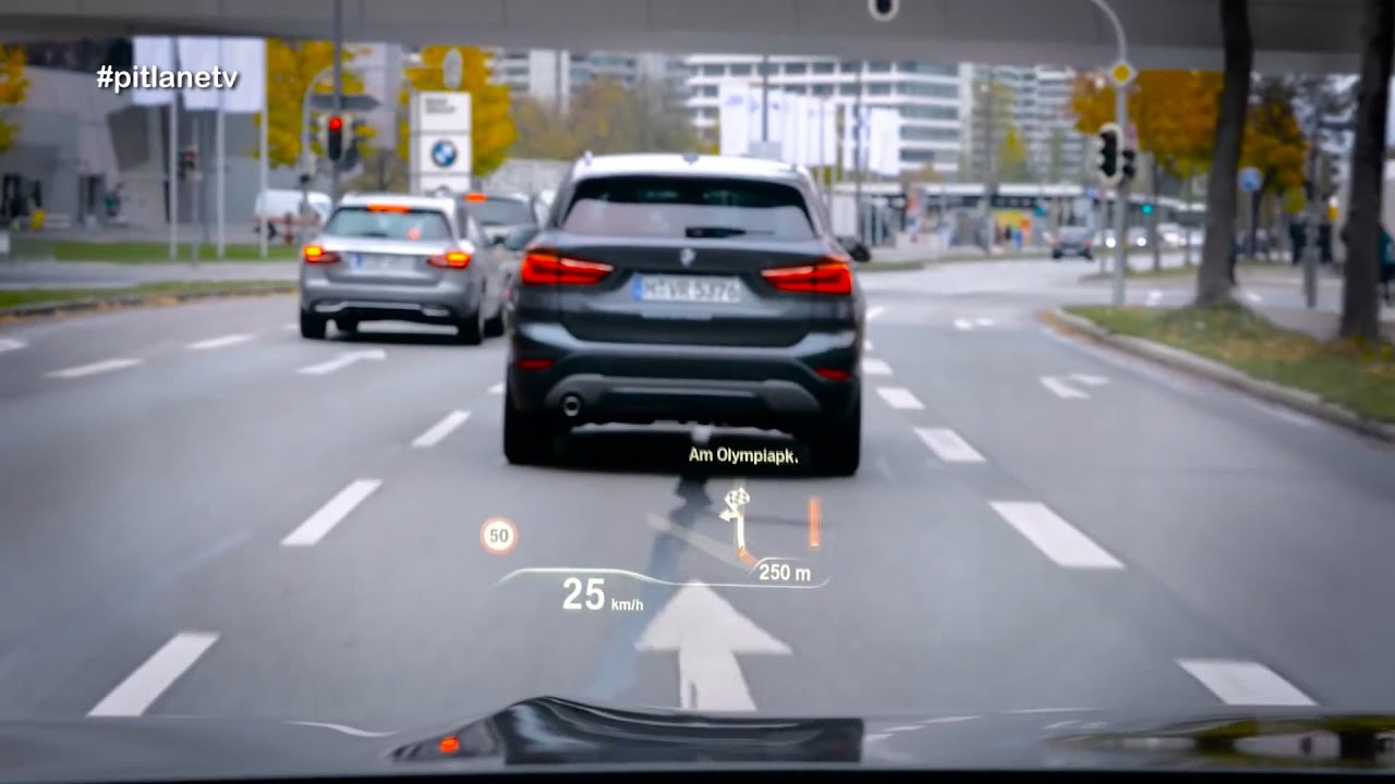 Head Up Display - YouTube