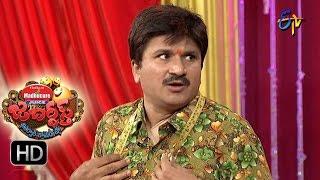 Rocket Raghava Performance | Jabardasth | 27th october2016|  ETV  Telugu