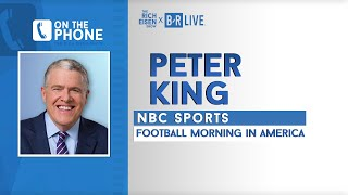 Peter King Talks Brady, McCarthy, Browns, Giants & More with Rich Eisen   Full Interview   1/8/20
