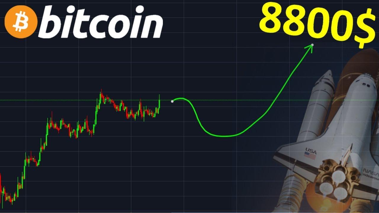 BITCOIN 8800$ VONT ÊTRE TOUCHÉS !? btc analyse technique crypto monnaie