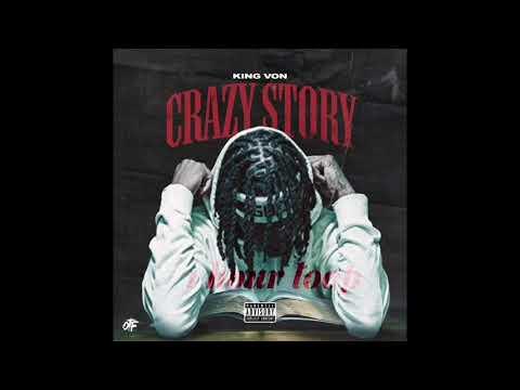 King Von - Crazy Story ( 1 Hour Loop ) #ripkingvon