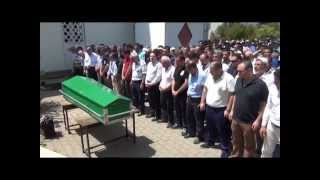 Yusuf Baysal Cenaze Merasimi
