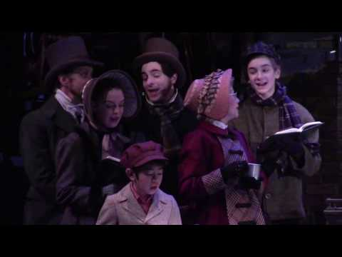 A Christmas Carol At The Repertory Theatre Of St. Louis (Two On The Aisle Review)