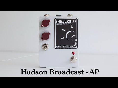 Hudson BROADCAST-AP (Ariel Posen Signature Pedal)