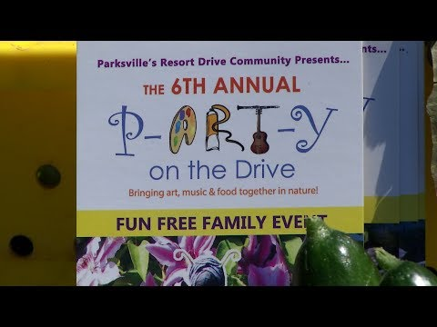 Party on the Drive 2017 - The Community Producers