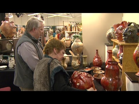 Catawba Valley Pottery and Antiques Festival | Collecting Carolina | NC Weekend | UNC-TV