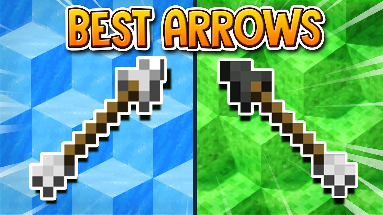 The BEST Arrows for MORE DAMAGE.. | Hypixel Skyblock