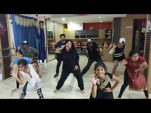 U Trun Samantha dance challenge by D4U STUDIOS utrundancechallenge