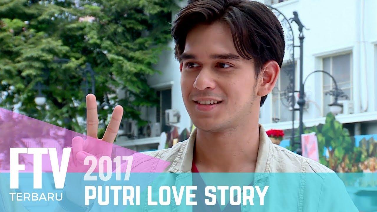 Download FTV Terbaru -  Rangga Azof   Putri Love Story
